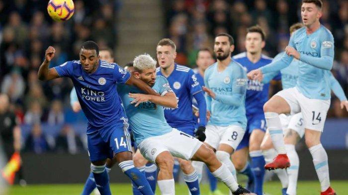 LIVE STREAMING Leicester City vs Manchester City Community Shield 2021: Tonton Cek Link di Sini