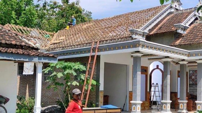 PENAMPAKAN Rumah Rp 400 Juta di Ponorogo yang Dibongkar Suami, Tak Terima Mendadak Istri Gugat Cerai
