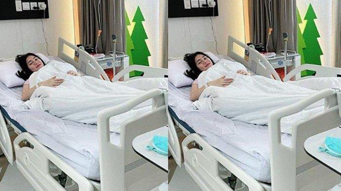 Hamil 5 Bulan, Felicya Angelista Alami Pendarahan hingga Dirawat di RS, Sempat Khawatirkan Kandungan