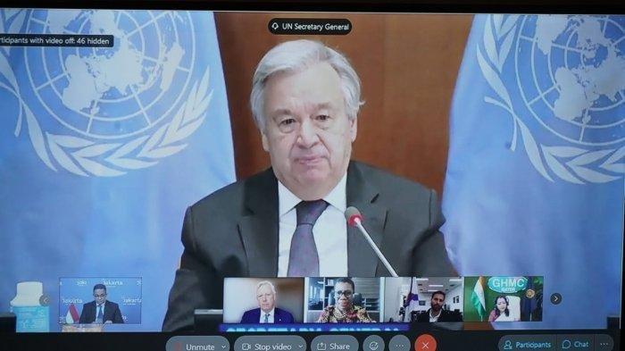 Sempat Dipuji Sekjen PBB, Anies Baswedan Kini Diserang PDIP, Sebut Narasi Tanpa Aksi: Tong Kosong!