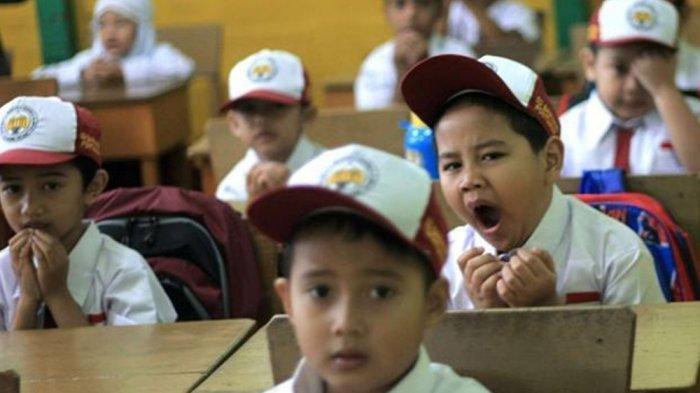 Ilustrasi - Hari pertama masuk sekolah