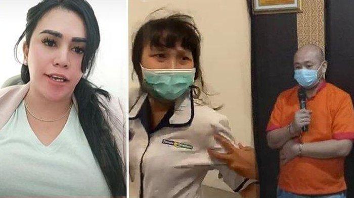 VIRAL Selebgram Bela TJ Aniaya Perawat, Sebut Perawat Kerap Bedakan Pasien: Sama Orang Miskin Angkuh