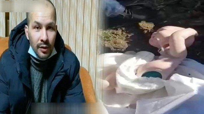 BUKA Kain Kafan Jenazah Anak, Ayah Syok Berat Justru Temukan Boneka, Kebusukan Istri Terungkap