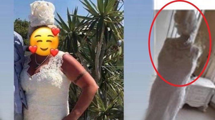 TAMPIL Menawan di Pernikahan Sang Anak, Ibu Ini Justru Dikecam karena Gaun Mewahnya: Merusak Acara!