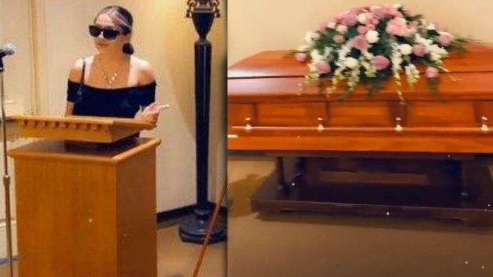 Suasana Duka Berubah Tegang, Tamu Diusir dari Pemakaman, Dituding Teman Palsu: 'Mendiang Tak Suka!'