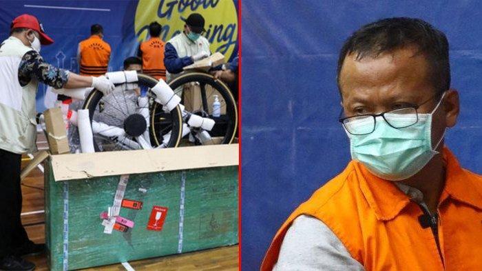 Edhy Prabowo Terjerat Korupsi, Sepeda Mewahnya Turut Disita KPK, Benarkah Capai Ratusan Juta Rupiah?