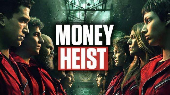 CARA Download Stiker Money Heist di WhatsApp, Unduh Karakter La Casa De Papel Serial Viral Netflix