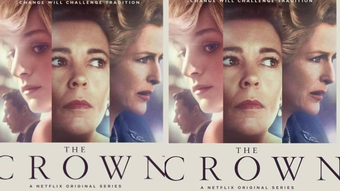 Serial Netflix The Crown