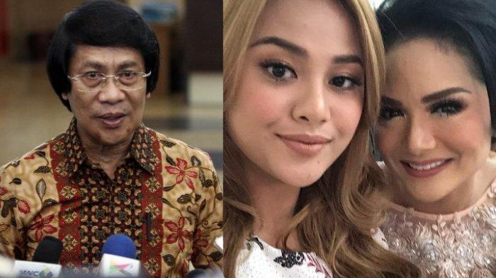 Seto Mulyadi, Aurel Hermansyah, Krisdayanti