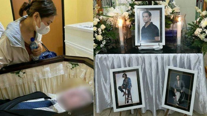 Sebulan Kematian Marco Panari, Sang Ibu Mengenang & Tulis Hal Pilu 'Mama Berusaha Tegar dan Tenang'