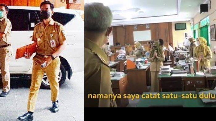 CEKIKIKAN Namanya Dicatat Gibran, 3 Guru Kini Apes, Anak Jokowi Beri Sanksi: Saya Tidak Bercanda!