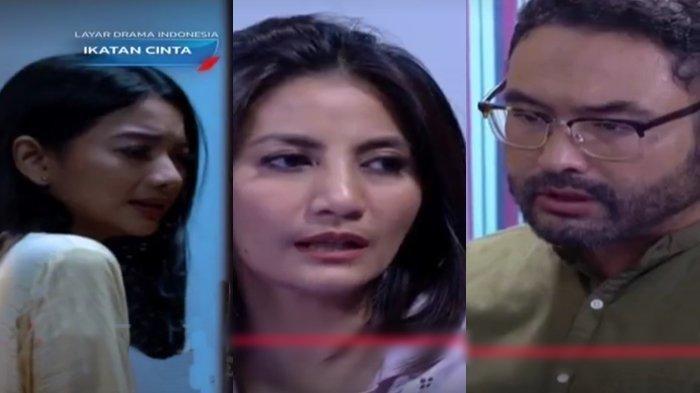 SINOPSIS Ikatan Cinta Kamis 18 Februari: Papa Surya Heran dengan Tingkah Mama Sarah, Nino Curigai Al