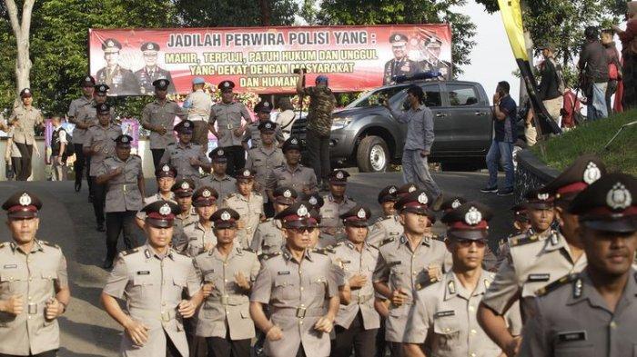 CARA DAFTAR CPNS Polri 2021 Rekrut Polisi Lulusan SMA SMK D3 S1 S2, Segera Login cpns.polri.go.id