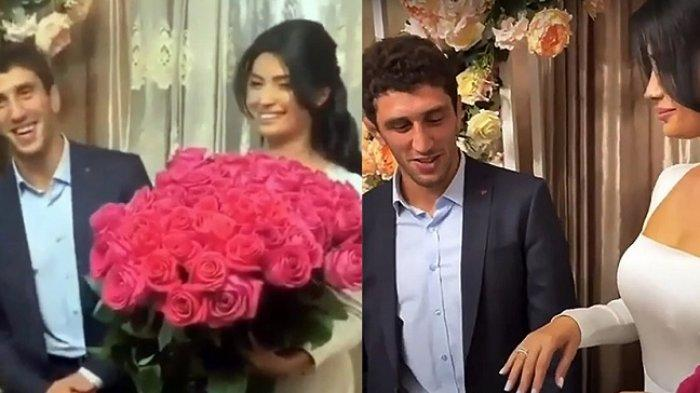 Skandal pernikahan pegulat asal Rusia