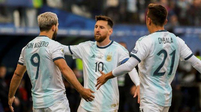 PREDIKSI Pertandingan Bolivia vs Argentina Copa America 2021, Lionel Messi Dipastikan Ikut Main