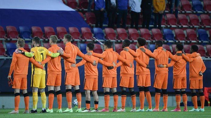 Prediksi Susunan Pemain Belanda vs Ukraina Grup C Euro 2020, Disiarkan Langsung di RCTI & Mola TV