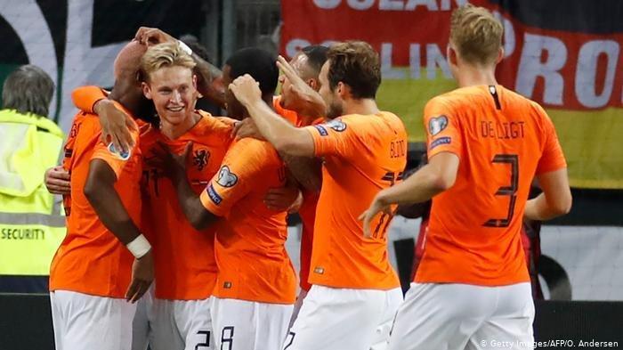 Skuad Belanda Euro 2020.