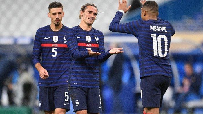 UPDATE Daftar Nama Pemain Skuad Timnas Prancis di EURO 2020, Jelang Gelaran Pesta Piala Eropa