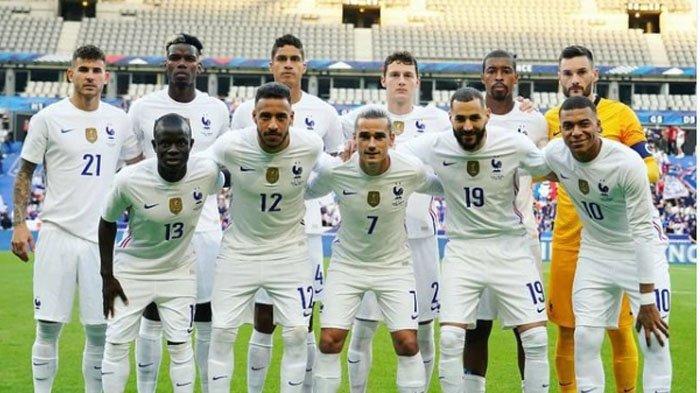 PREDIKSI Susunan Pemain Prancis vs Jerman di Euro 2020, Live Streaming di Mola TV dan RCTI
