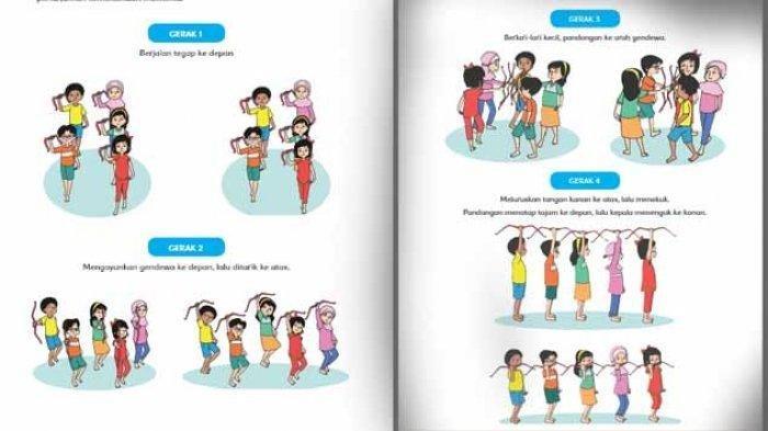 SOAL & KUNCI JAWABAN UTS / PTS PJOK Kelas 3 SD/MI