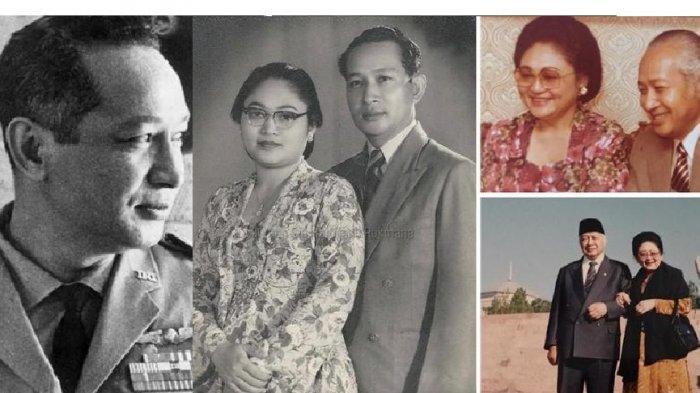 Malam Pertama Soeharto Nikahi Siti Hartinah, Berlampu Lilin Redup, Tiada Honeymoon, Dihantui Belanda