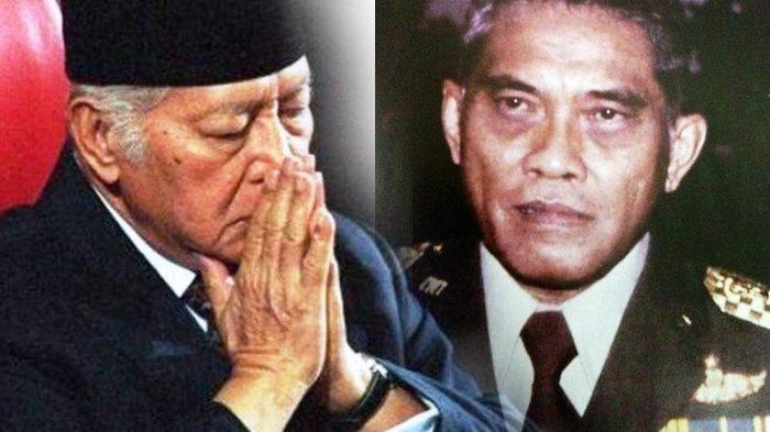 POPULER Kisah Soeharto Menyesal Abaikan Teguran Panglima ABRI Benny Moerdani Soal Bisnis Cendana