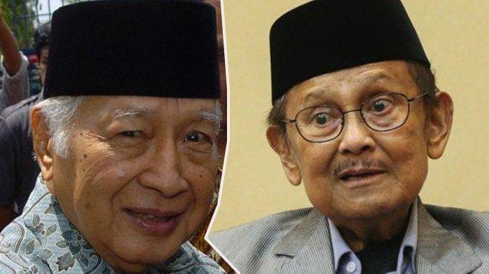 Terungkap Kisah Soeharto yang 'Marah' kepada Habibie, Sampai saat Sakit Tak Mau Dijenguk
