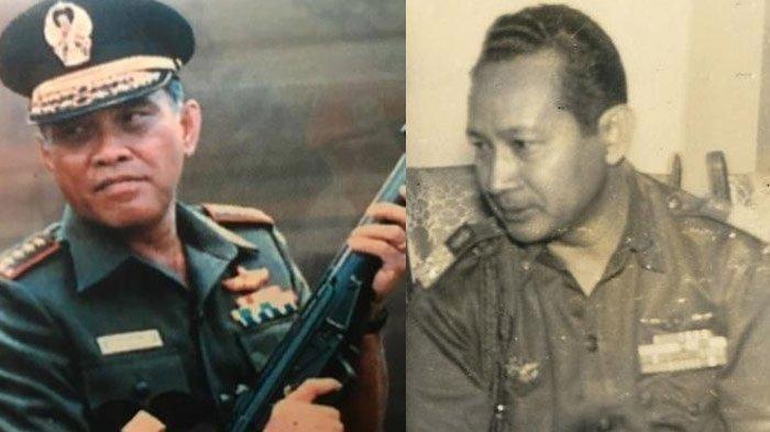 CANDA Presiden Soeharto di Meja Biliar Berubah Murka Gegara Teguran LB Moerdani, Ternyata Terbukti!