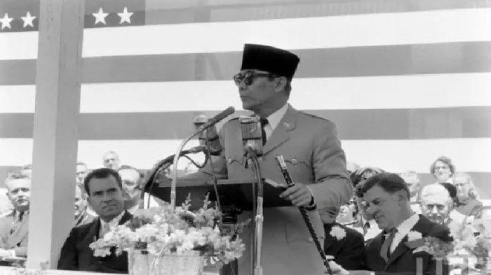 7 FAKTA Presiden Soekarno yang Tak Tersorot Publik, Agama, Pendidikan Hingga Sosok Istri-istrinya