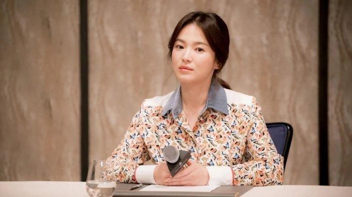 POPULER Perjalanan Cinta Song Hye Kyo, Cerai dari Song Joong Ki, Kini Diisukan CLBK dengan Hyun Bin