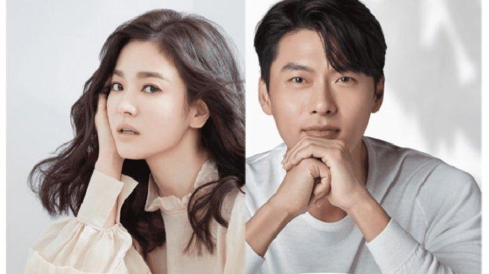 CERAI dari Song Joong Ki, Benarkah Song Hye Kyo CLBK dengan Hyun Bin? Intip Jejak Asmara Hyun Bin