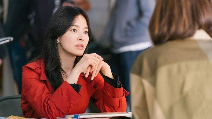 Song Hye Kyo dalam drama Now, We Are Breaking Up