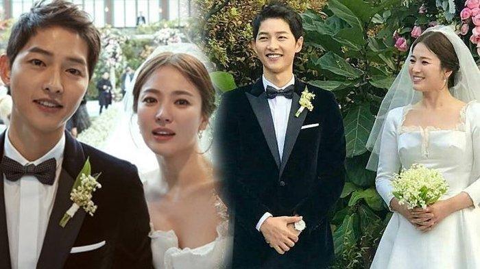Song Song Couple Digosipkan Rujuk Setelah 5 Bulan Cerai, Song Hye Kyo Kedapatan Pakai Cincin