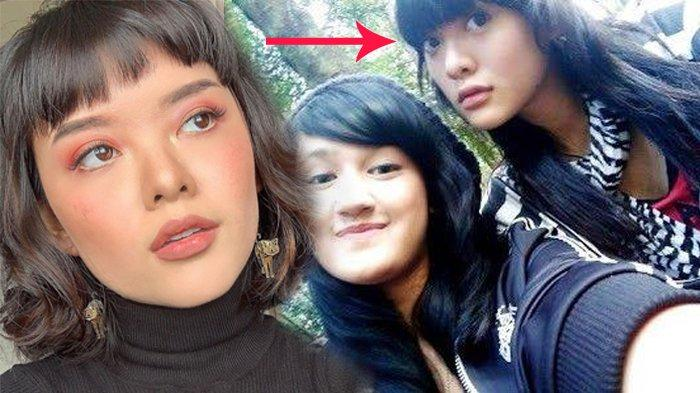 Ingat Sonia Eryka Pemeran Claudia di Sinetron Kepompong? Jadi Fashion Blogger, Gayanya Nyentrik Abis