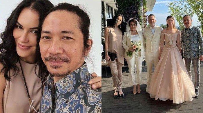 LAMA Tak Ada Kabar, Sophia Latjuba Mendadak Muncul Gandeng Abdee Slank ke Kondangan Mantan Suami