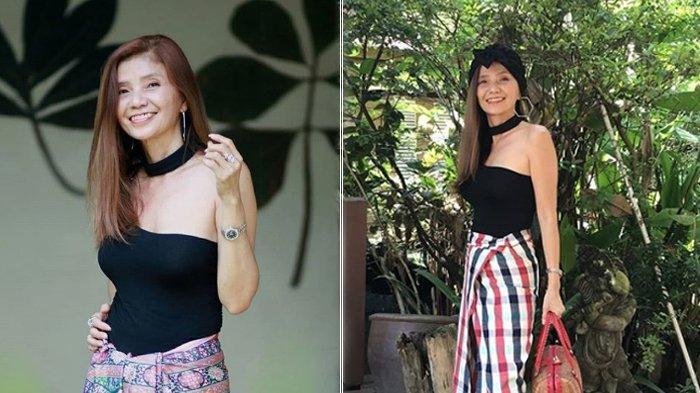 Sosok Sopit, Nenek Usia 57 Tahun yang Awet Muda, Berpenampilan Seksi & Modis Bak ABG, Intip Fotonya!