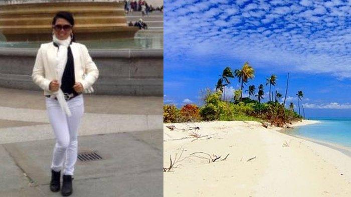 SANGGUP Bayar Rp 900 Juta, Ini Sosok Wanita Pembeli Pulau Lantigiang, Direktur & Hobi Keliling Dunia