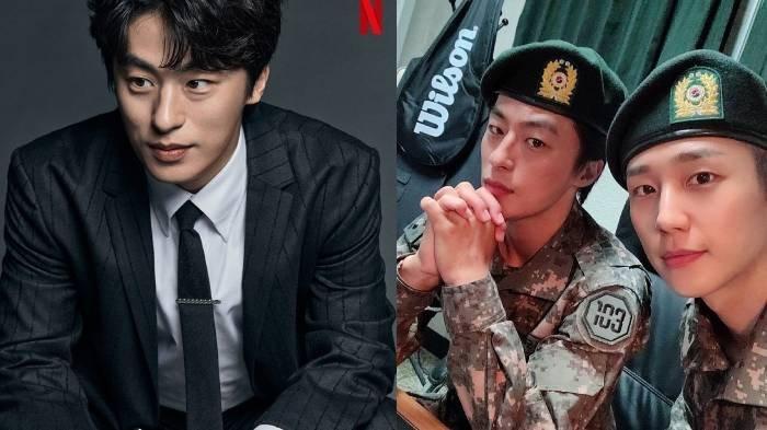 SOSOK Koo Kyo Hwan, Aktor yang Curi Perhatian di Drakor D.P Atau Deserter Pursuit Bareng Jung Hae In