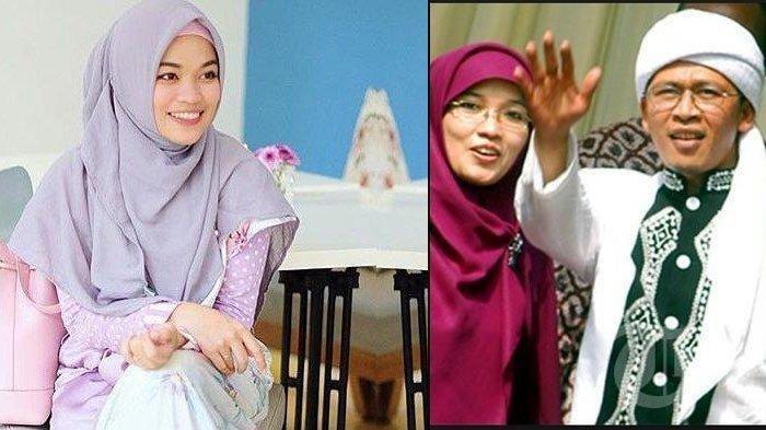 JARANG Disorot, Ini Sosok Ghaida Tsurayya, Putri Aa Gym & Teh Ninih, Ternyata Profesinya Mentereng