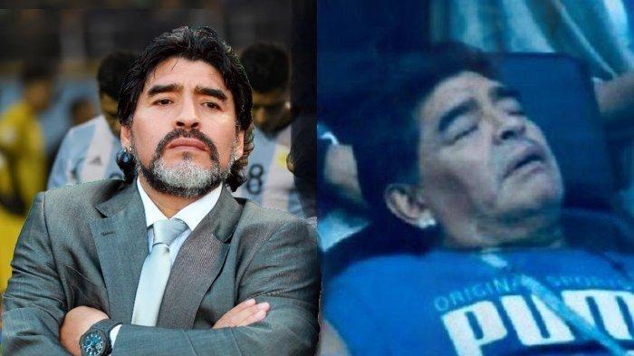 Profil Diego Maradona Legenda Timnas Argentina, Ungkap Kronologi hingga Penyebab Meninggal Dunia