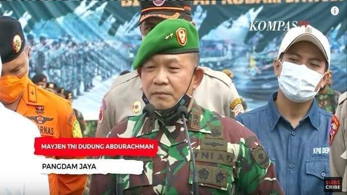 Sosok Pangdam Jaya, Mayjen TNI Dudung Abdurachman