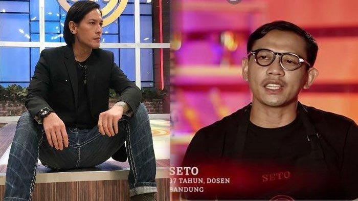 BUAT Chef Juna Ngamuk Sampai Lempar Piring, Seto Peserta Masterchef Indonesia Ini Ternyata Dosen