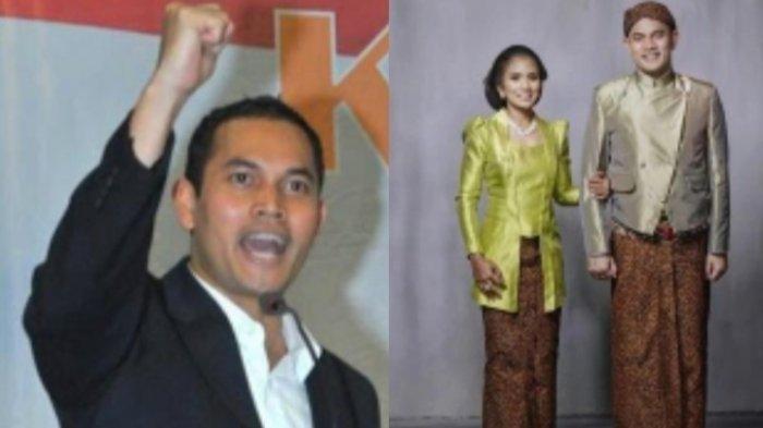Sosok Taufan Nugroho Mantan TKI yang Beruntung Jadi Menantu Bakrie, Nikahi Putri Aburizal Bakrie