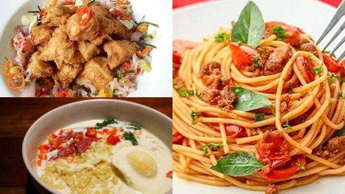 Kreasi 5 Resep Masakan Rumahan Low Budget Menu Kekinian Untuk Makan Malam Gampang Buatnya Tribunnewsmaker Com