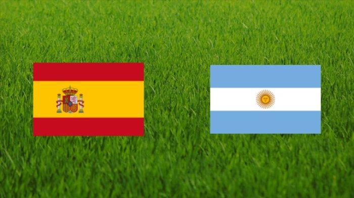 LIVE STREAMING Spanyol vs Argentina Olimpiade Tokyo 2020: Duel Hidup Mati La Furia Roja, Albiceleste