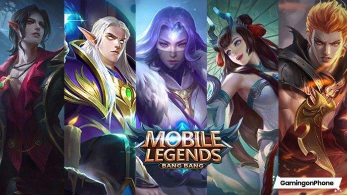 Spesial karakter di Mobile Legends.