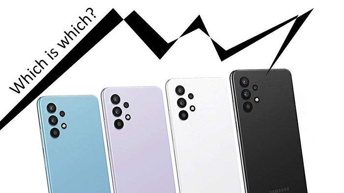 SPESIFIKASI Lengkap Samsung Galaxy A32 4G, Apa Perbedaannya Dibandingkan dengan Versi 5G-nya?