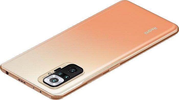 HARGA, Spesifikasi & Kelebihan HP Xiaomi Redmi Note 10, Rp 2 Jutaan Dapat Kamera Utama 48MP