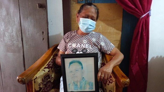 Stince Antameng, istri dari Jhoni Tayuyung