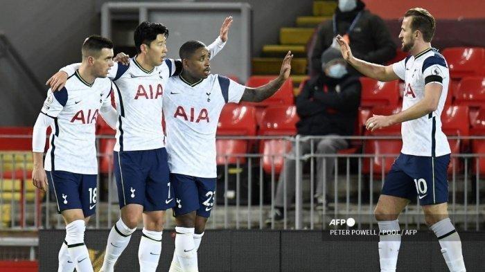 Prediksi Pertandingan Liga Inggris, Derbi London Utara, Arsenal vs Spurs, Waspada Amukan Trio Bakso